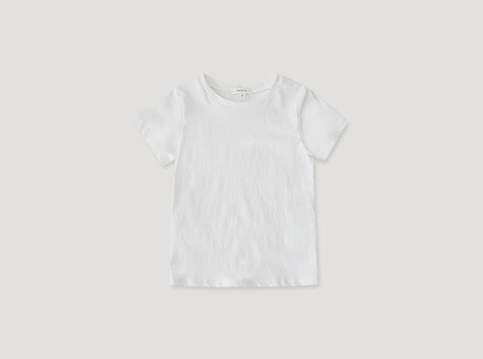 하임 티셔츠 - 화이트