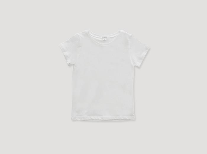 어게인 티셔츠 - 화이트