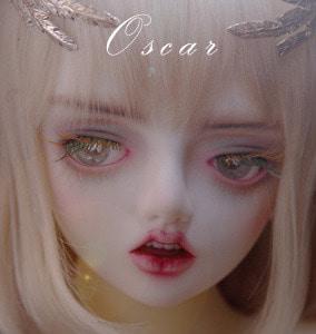 [Limited Edition] OSCAR Head