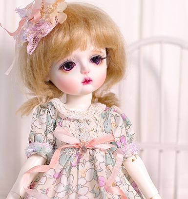 [Limited] 26cm :: Dress :: Miel no.4