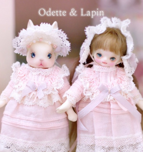 [Odette & Lapin] ver.The picnic day