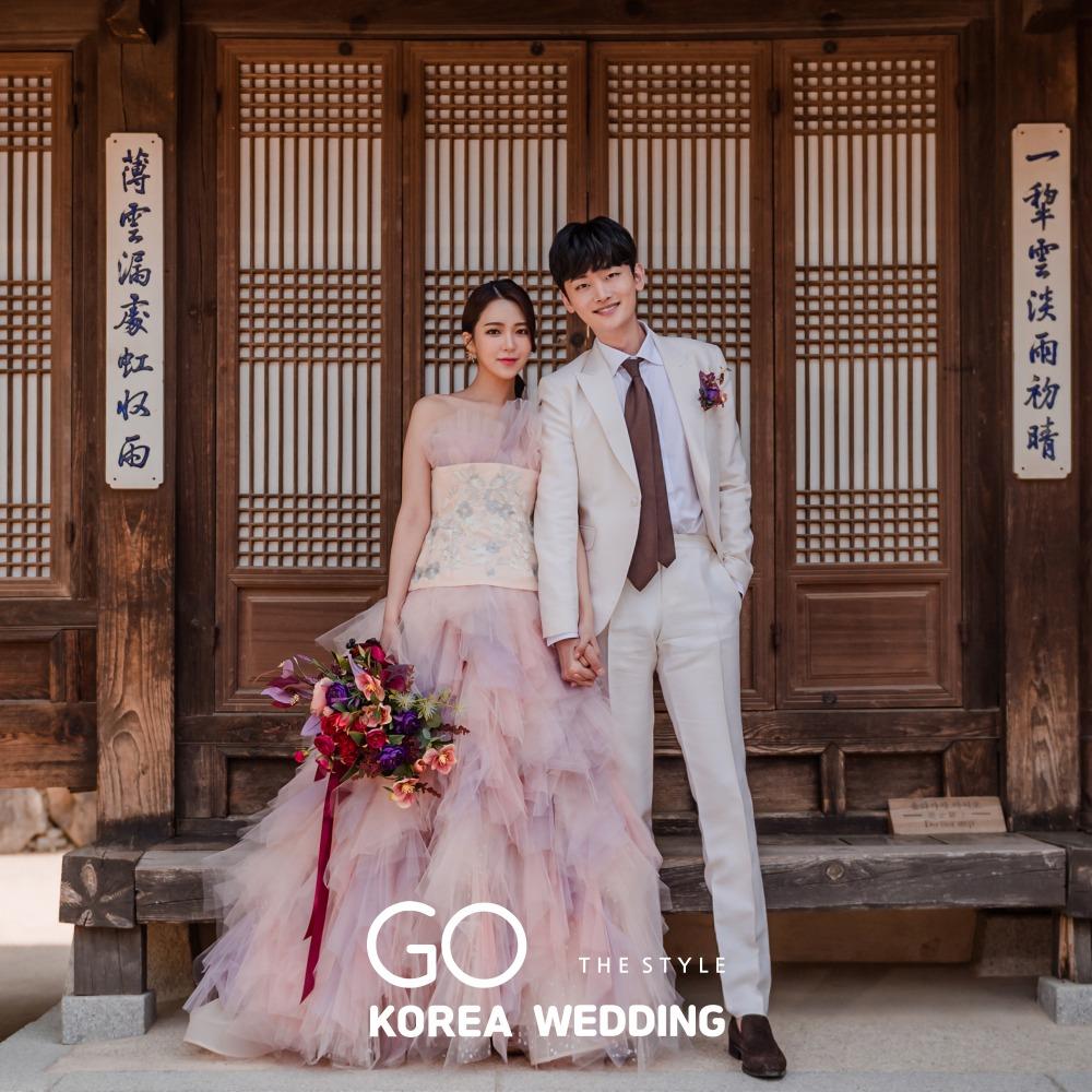 TRADITIONAL K WEDDING - [$2,960]