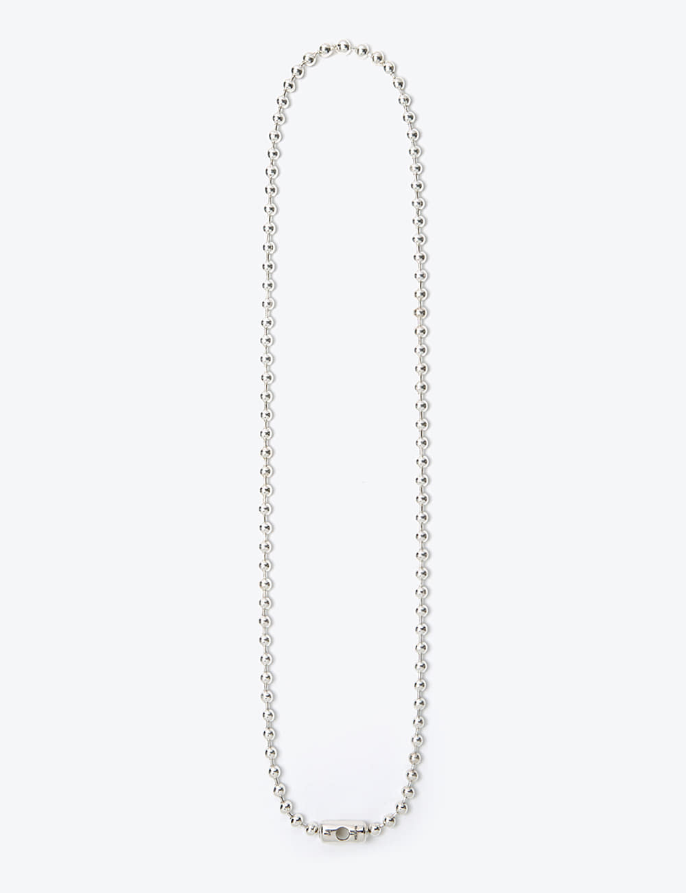 SILVER 925 BALL CHAIN NECKLACE