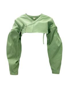 퍼프적삼저고리_C_emerald green