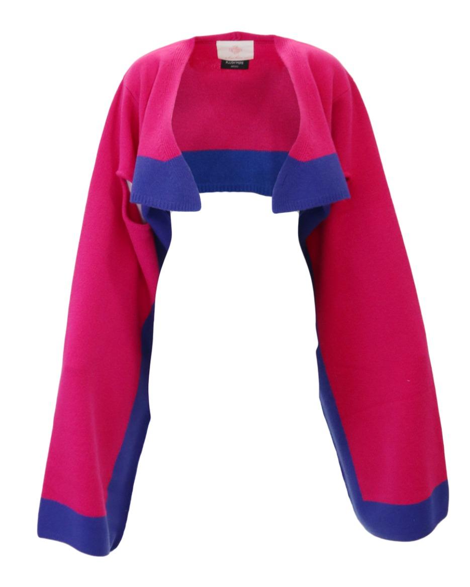 니트한삼저고리_WC_Pink & Blue