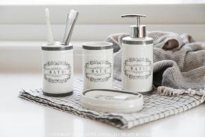 욕실디스펜서 욕실인테리어 호텔욕실용품 샴푸통 Bath