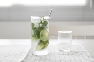 도요사사키 카라페 글라스 피처 유리병 유리컵