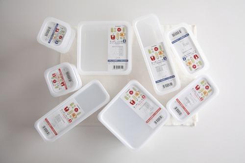 키친핏 냉장고 전용용기 냉장 냉동 전자레인지 사용