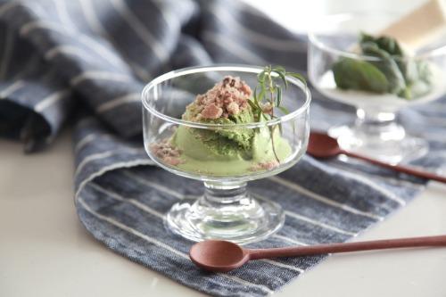 도요사사키 아이스크림 파르페 고블렛 - 디저트 그릇