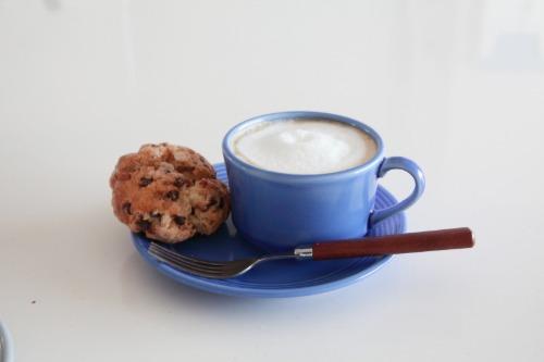 카네수즈 실키본 340ml 스프머그 커피잔