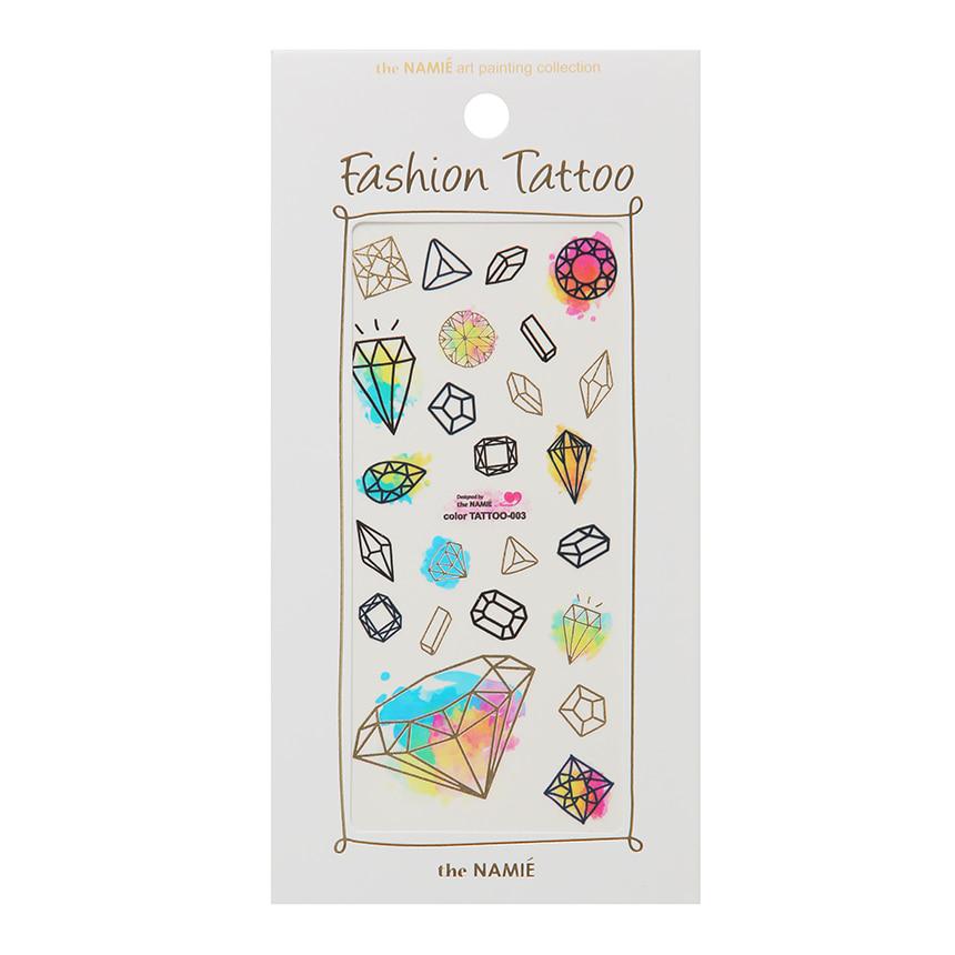 더나미애샵color tattoo-003 다이아몬드네일아트스티커