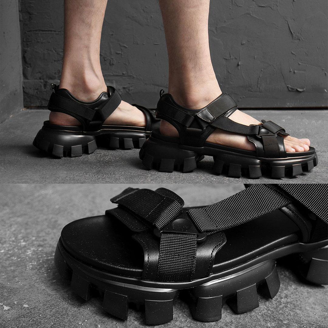 Split Sole Strap Sandals 1104