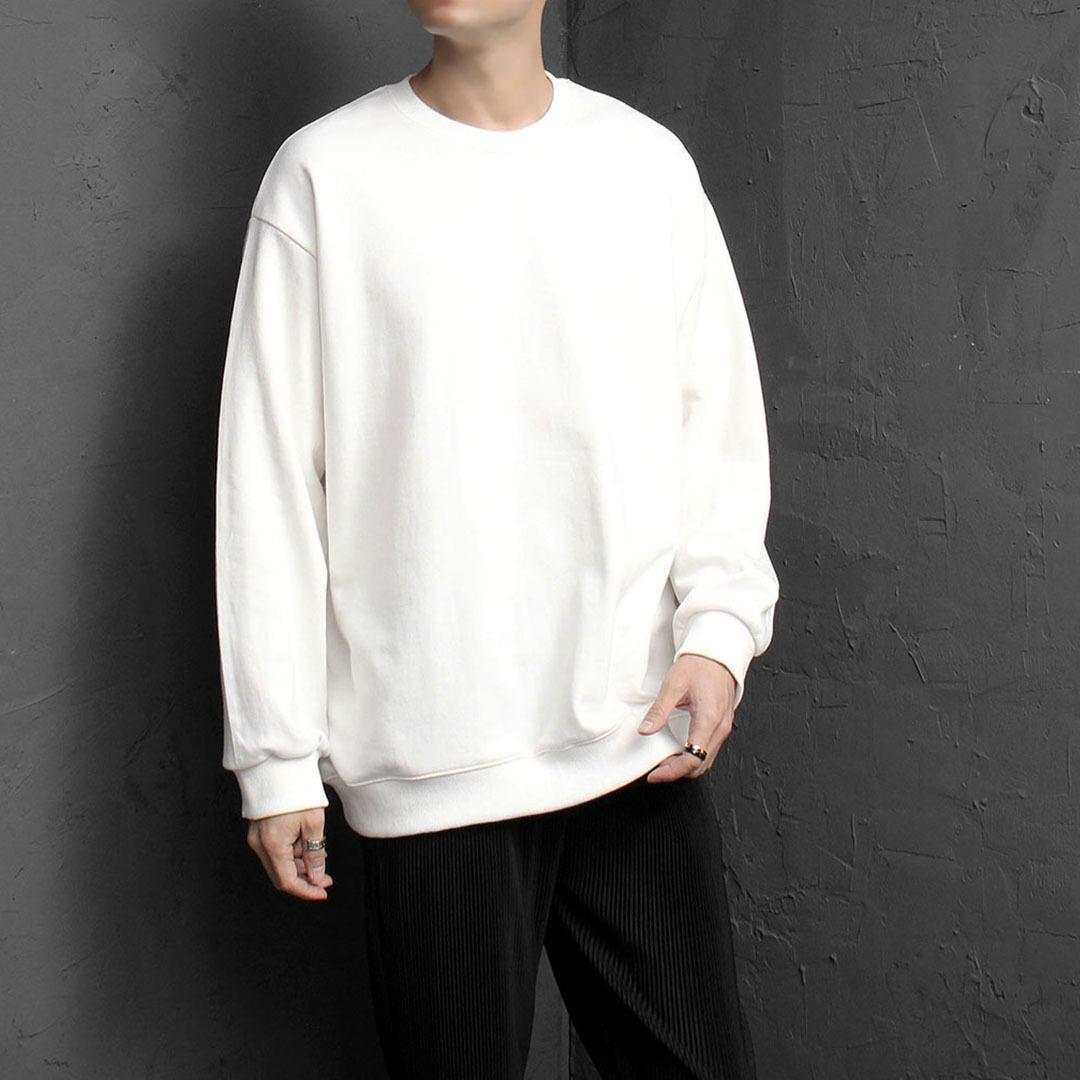 Loose Fit Color Sweatshirt 1791
