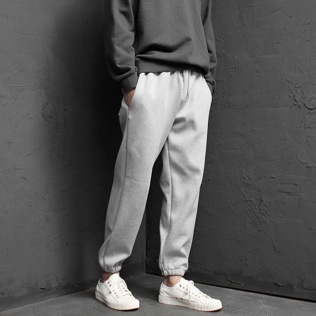Stretchable Spandex Jogger Pants 1821