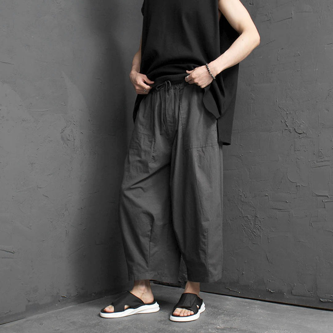 Over sized Wide Balloon Pants 2291