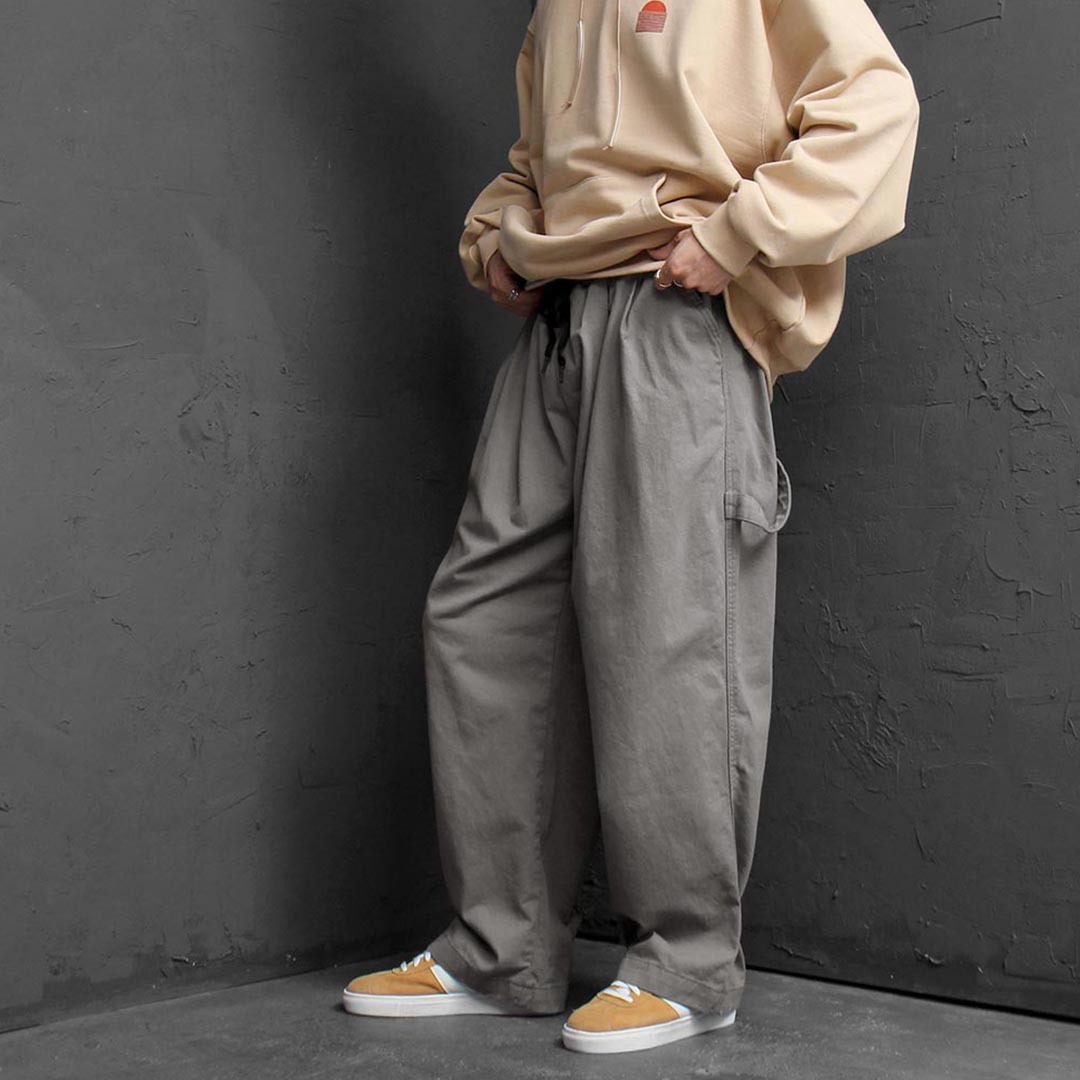 Wide Carpenter Baggy Pants 2514