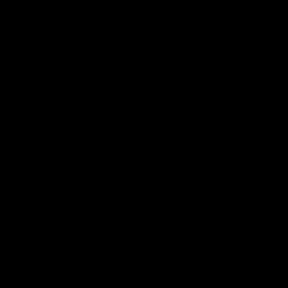 DIAGONAL BUTTON JEANS (BLACK)