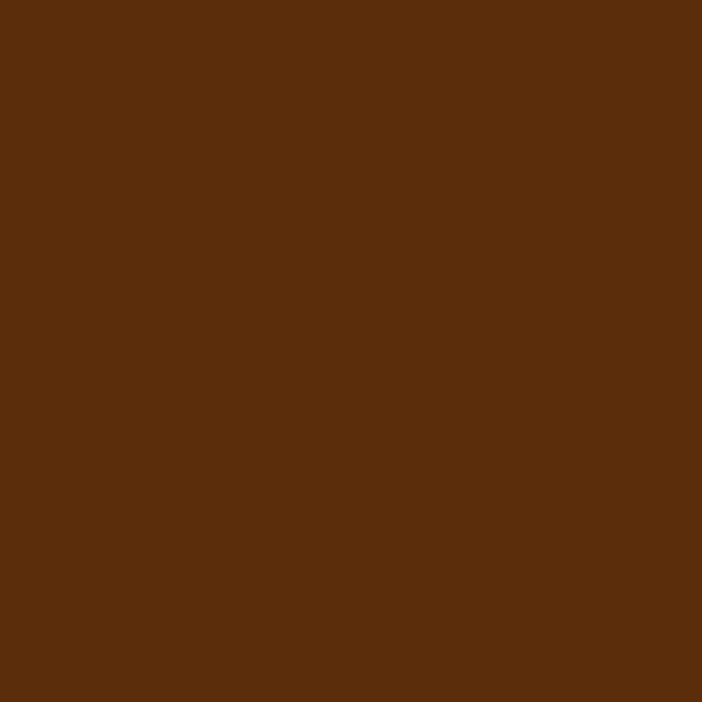 V2 SHAWL COLLAR LONG MUSTANG (BROWN)