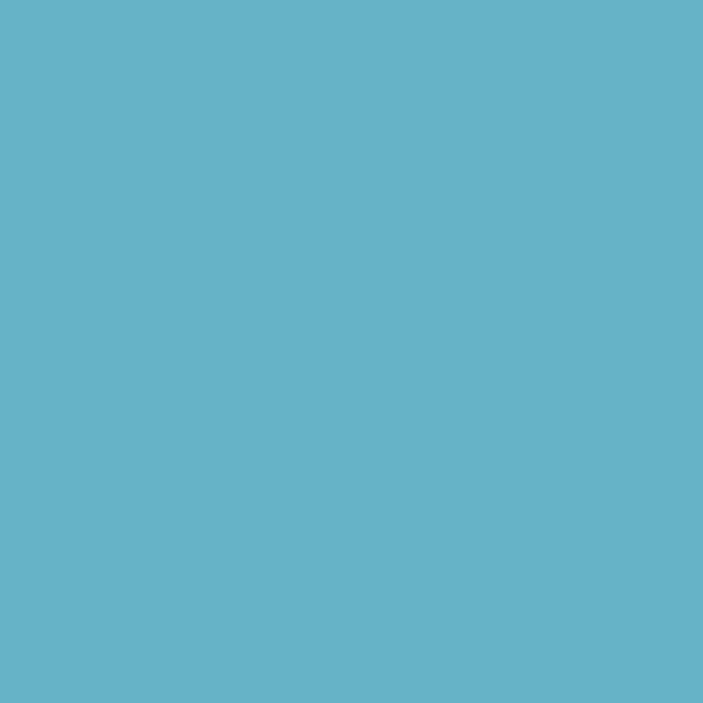 BASIC SHIRRING HAIR BAND (LIGHT BLUE)
