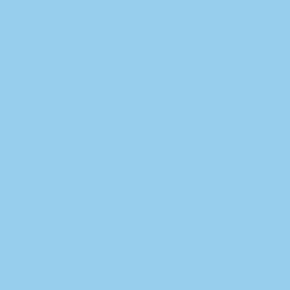 [Ship date: 9/17] METAL LOGO MINI BAG (SKY BLUE)