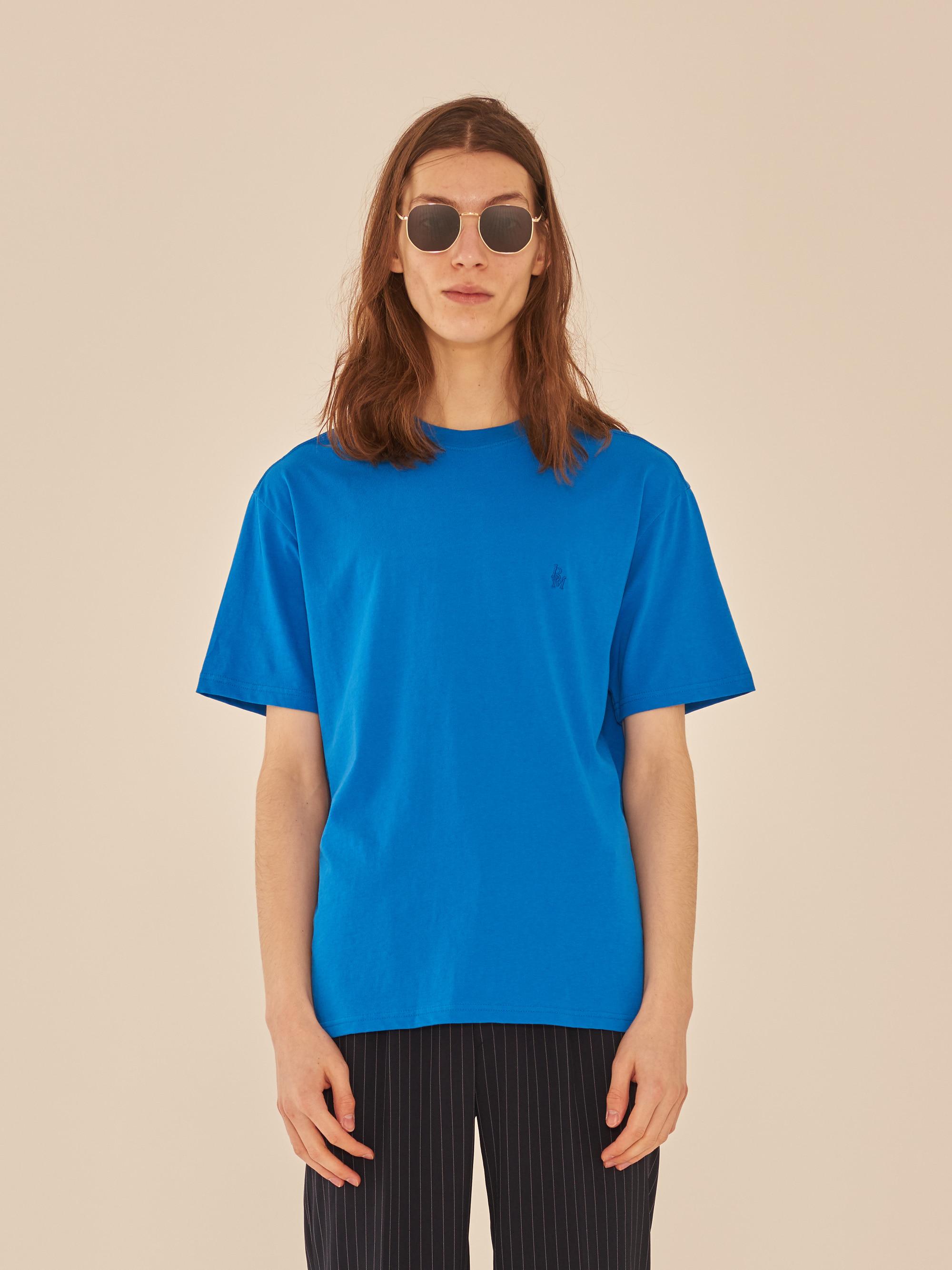 SMALL 13M LOGO T-SHIRT (BLUE)