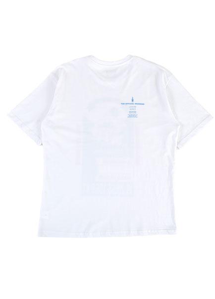 [더오피셜위크앤드]EXTRA 수피마코튼 반팔티셔츠