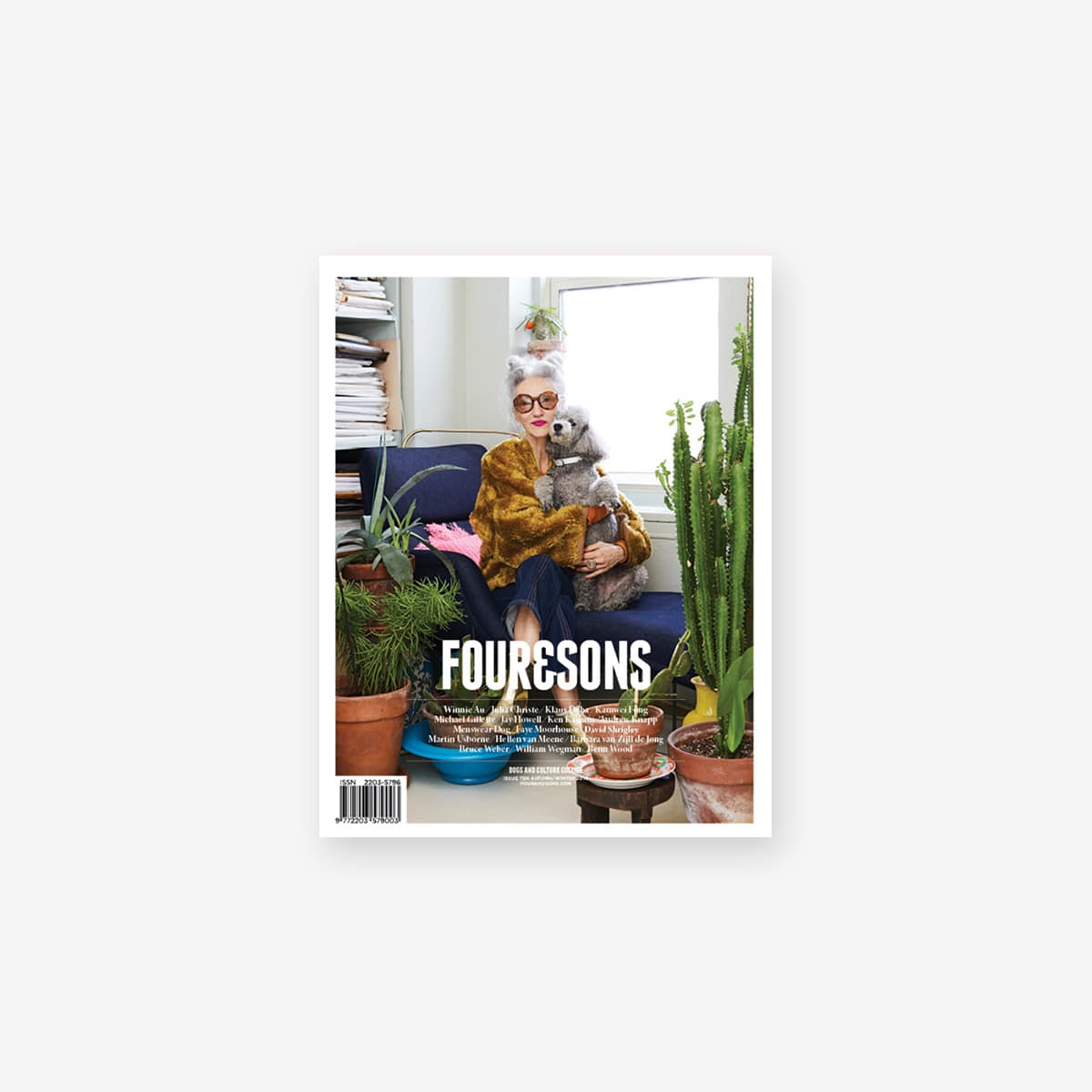 FOUR&SONS (ISSUE TEN - LR)