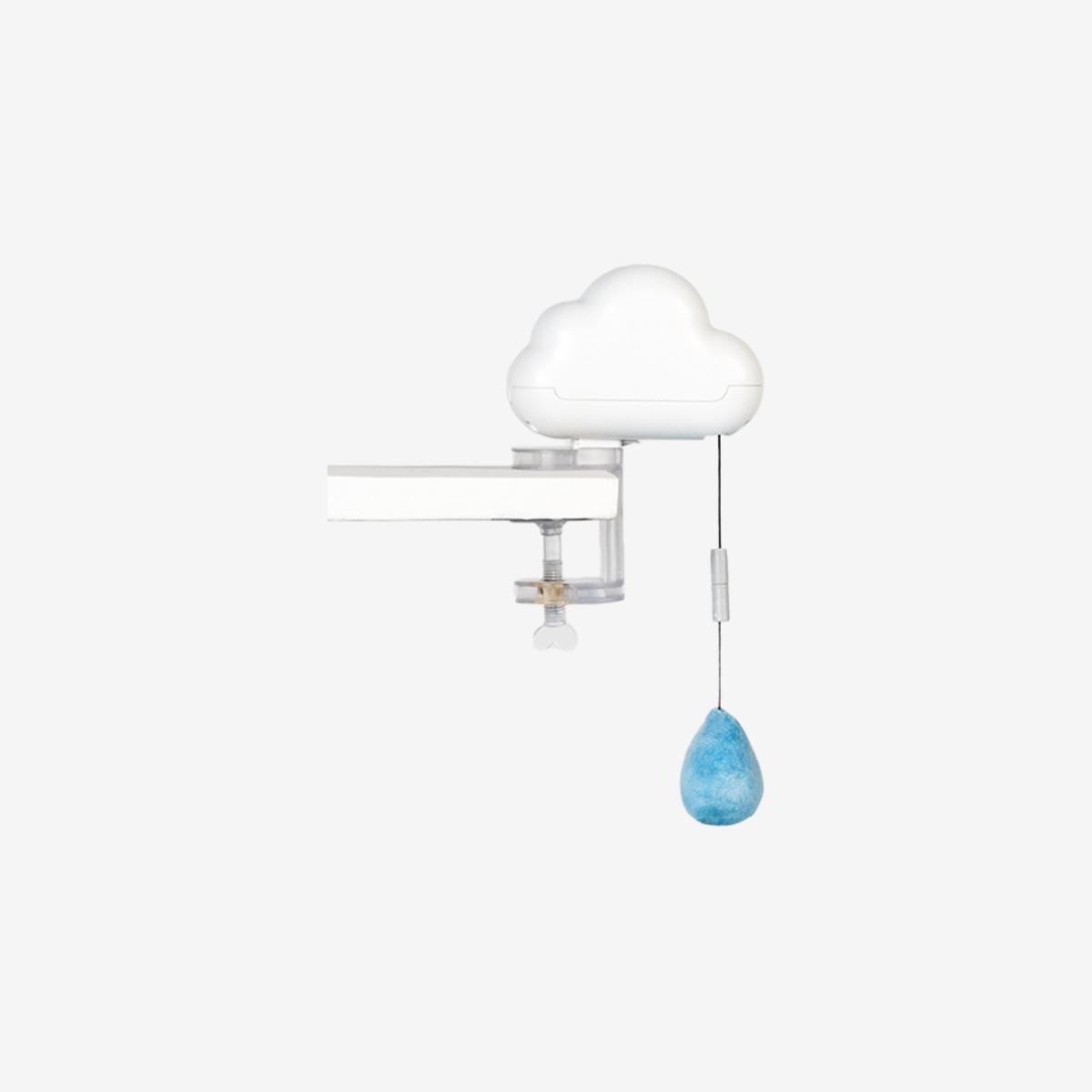 고양이 오토토이 - 구름과 물방울