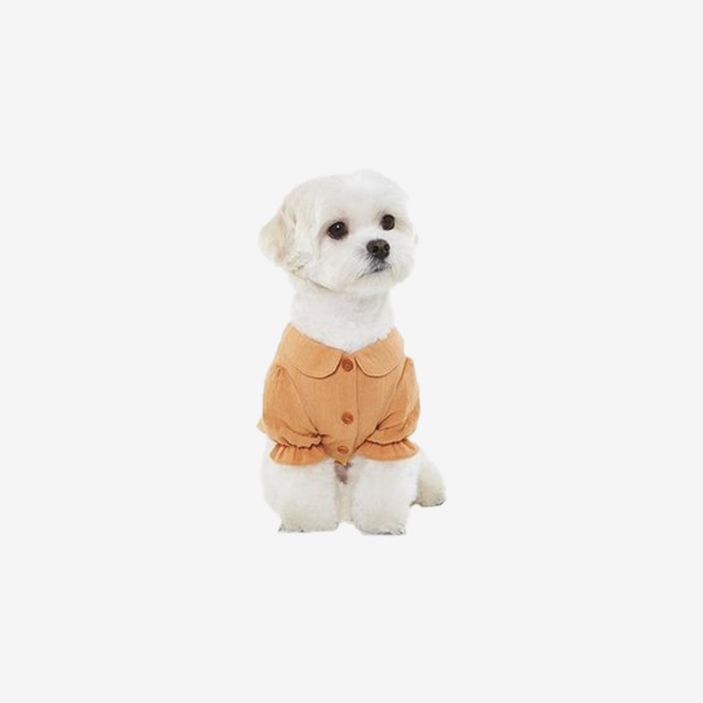 Bruno blouse (mandarin)