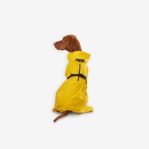 파이카 Visibility Raincoat Lite YELLOW for Dogs