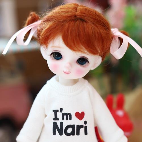 [White] Pocket Nari