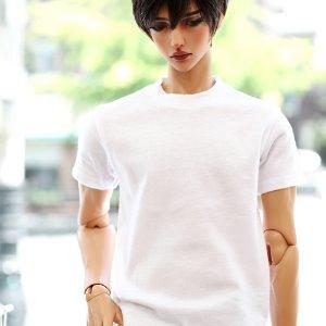 IDEALIAN 75 Short Sleeved T-Shirt - White