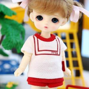 Sailor TTYA Logo Set - Red