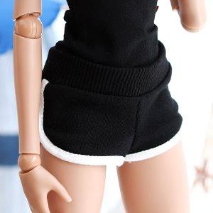 SD13 GIRL & Smart Doll Training Short Pants - Black