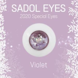 (pre-oder) 2020 Limited Eyes[Violet]