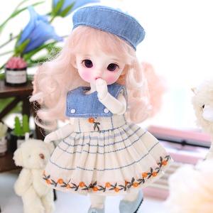 16cm Denim Sailor - Sky