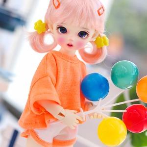 USD Cutie Neon - Orange