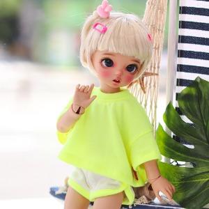 USD Cutie Neon - Yellow