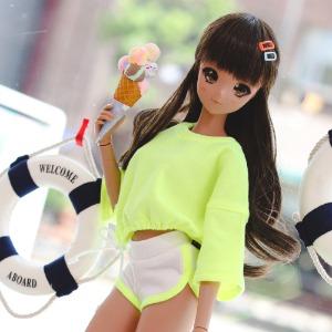 SD13 GIRL & Smart Doll Cutie Neon - Yellow