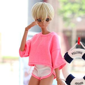 SD13 GIRL & Smart Doll Cutie Neon - Pink