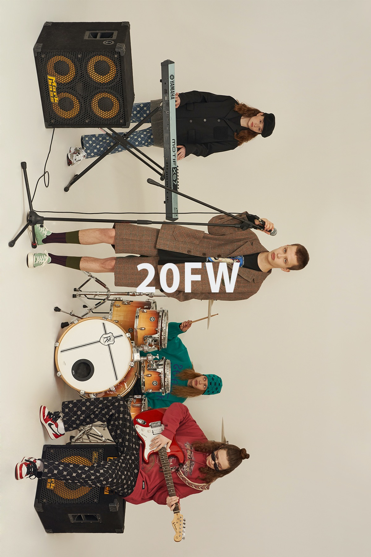 UNALLOYED 20FW COLLECTION