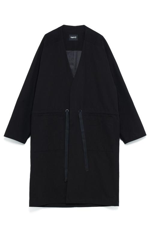 [F/W] V-Neck Long Coat