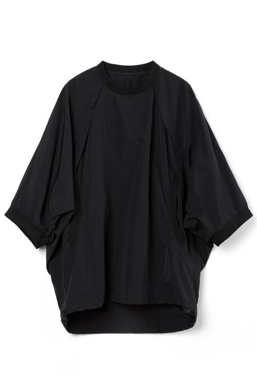 [S/S] Bat Sleeve Adjustable Hem Anorak