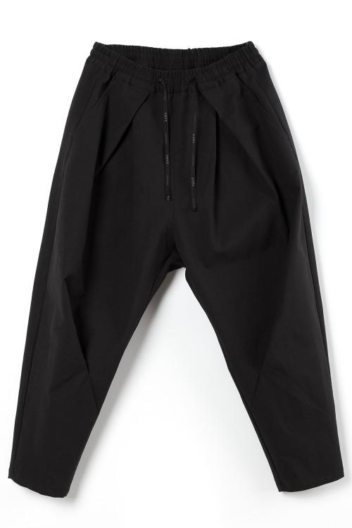 [F/W] New Crossed Tuck Pants