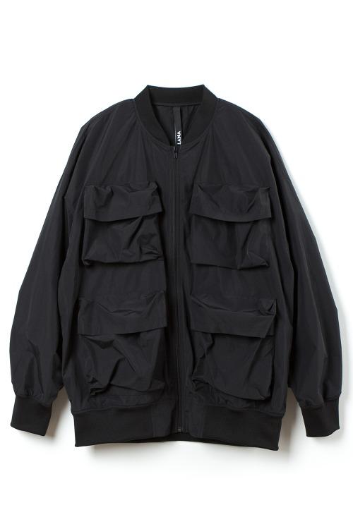 [S/S] Big Pocket Windbreaker Jacket