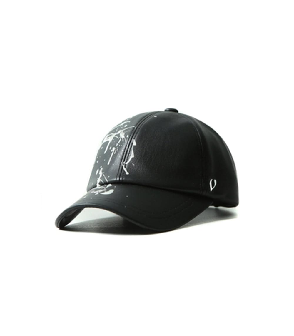 PAINTING BALL CAP (BLACK)