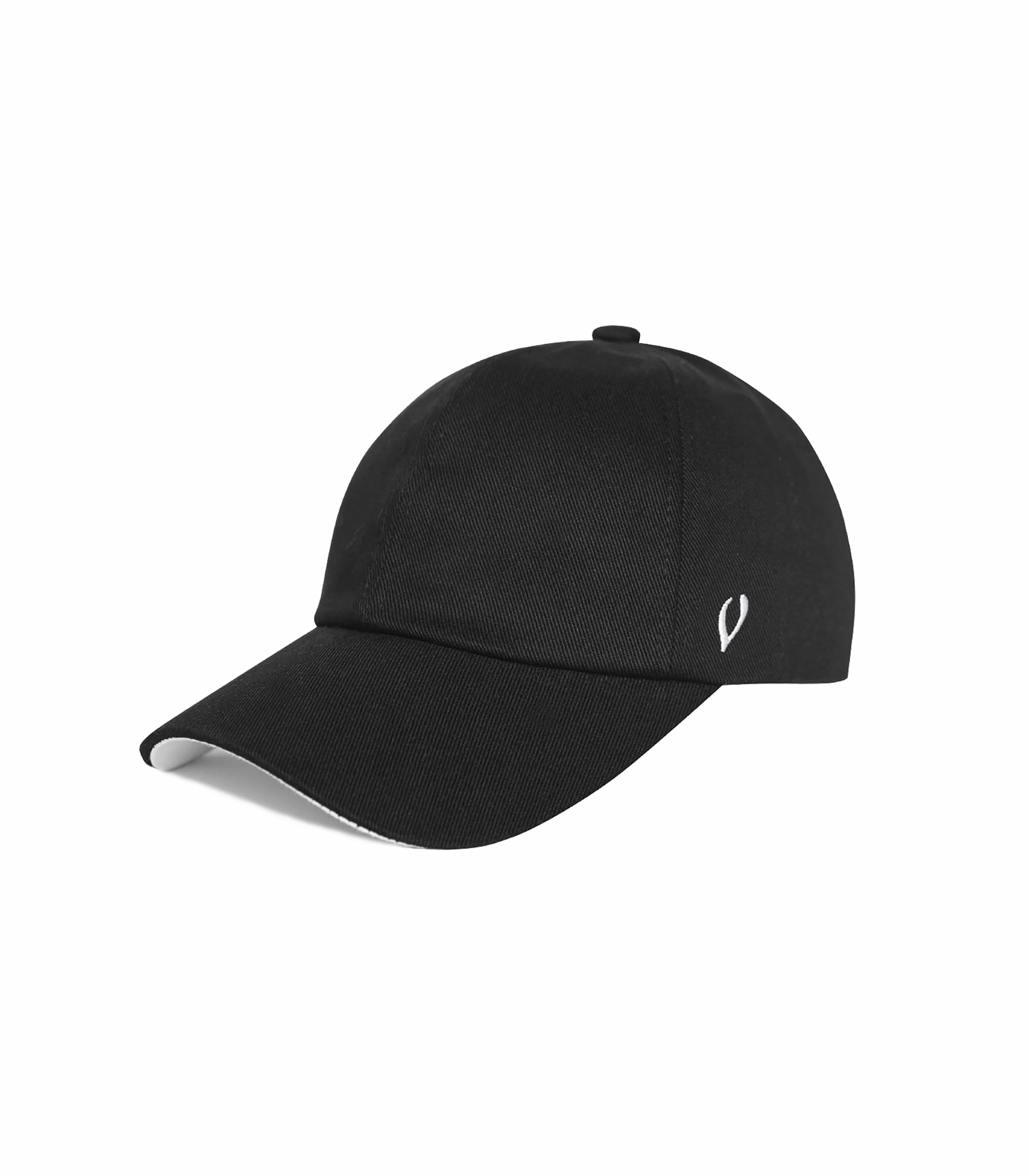 VIBRATEKIDS - DOUBLE SIDE BALL CAP (BLACK)