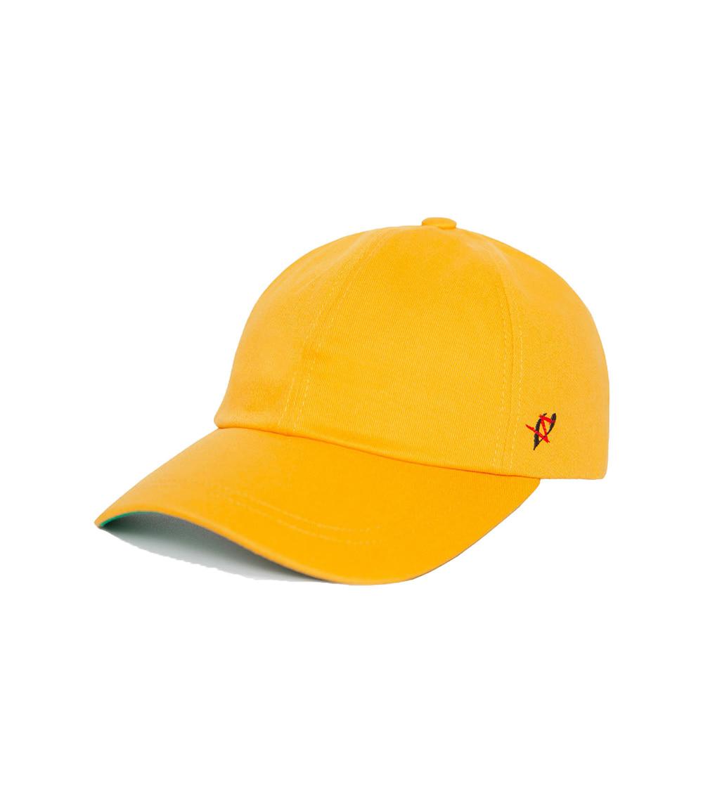 BLACK LINE - SSO FANXY BALL CAP (MUSTARD)