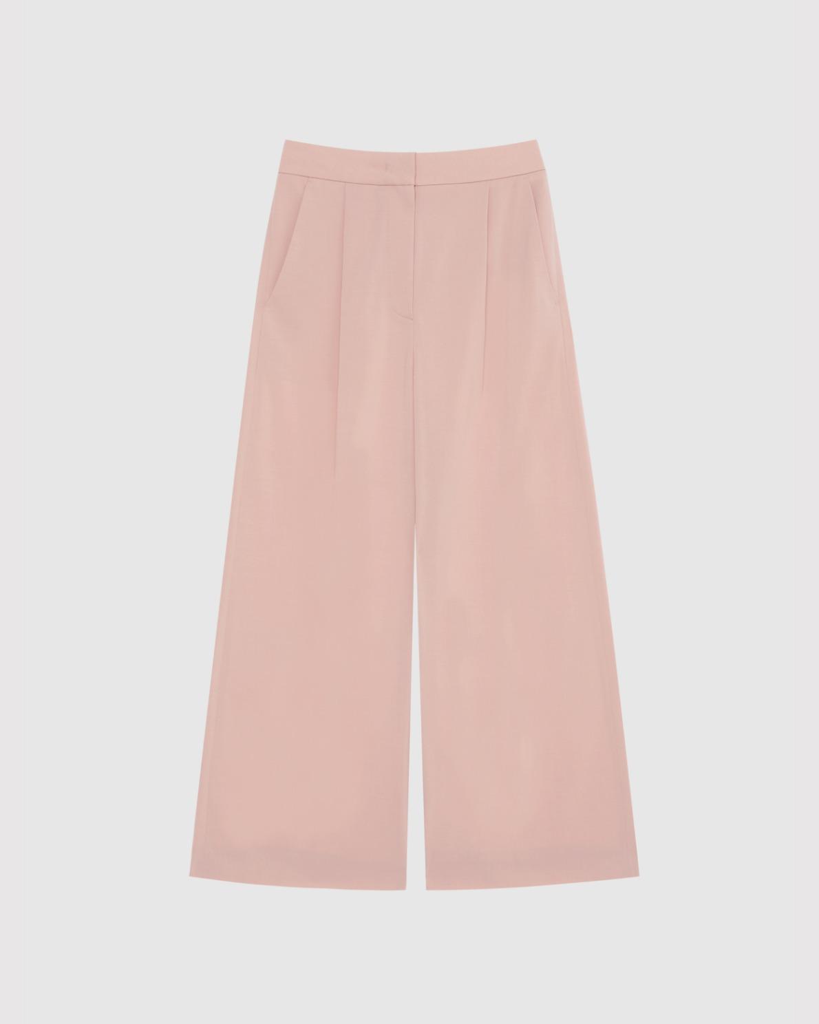 Wide Pants - Pink