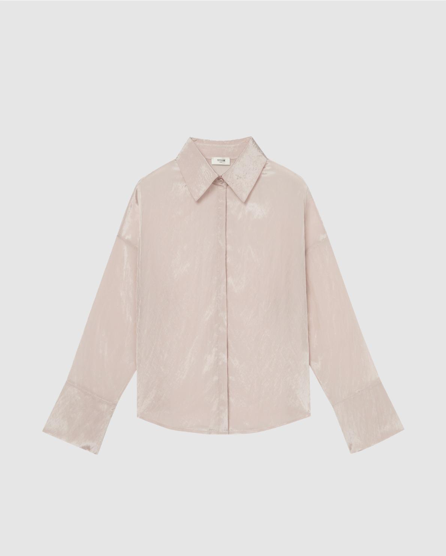 Classic Shirt - Pink Beige